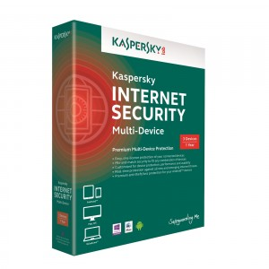 Kaspersky Internet Security: Multi Drive