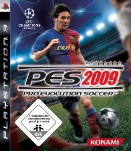 PES2009 PS3