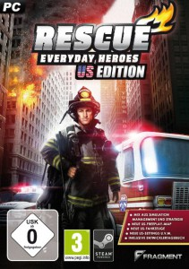 Rescue - Everyday Heroes - US Version